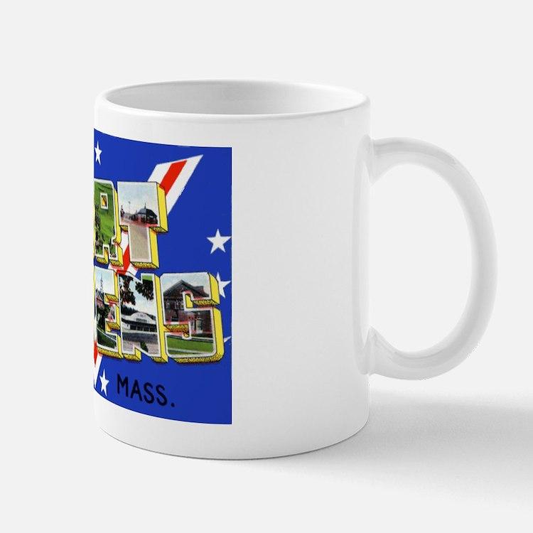 Fort Devens Massachusetts Mug