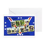 Fort Devens Massachusetts Greeting Cards (Package