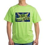 Fort Devens Massachusetts Green T-Shirt