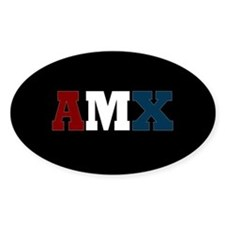 AMC AMX Decal