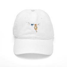 angry bird Baseball Cap