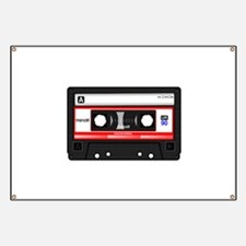 Cassette Black Banner