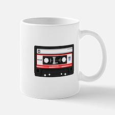 Cassette Black Mug