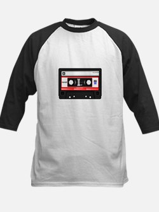 Cassette Black Tee