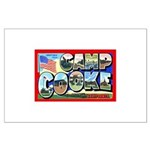 Camp Cooke California Large Poster