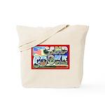 Camp Cooke California Tote Bag