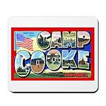 Camp Cooke California Mousepad