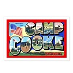 Camp Cooke California Postcards (Package of 8)