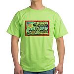 Camp Cooke California Green T-Shirt