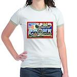 Camp Cooke California Jr. Ringer T-Shirt
