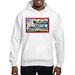 Camp Cooke California Hooded Sweatshirt