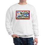 Camp Cooke California (Front) Sweatshirt