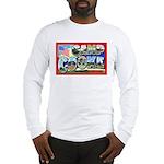 Camp Cooke California Long Sleeve T-Shirt