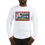 Camp Cooke California (Front) Long Sleeve T-Shirt