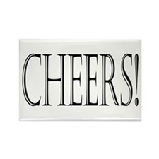 Capital Cheers! Rectangle Magnet