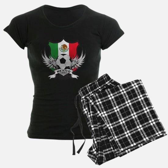 Mexico World Cup Soccer Pajamas