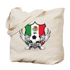 Mexico World Cup Soccer Tote Bag