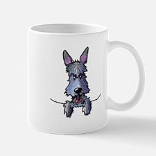 Pocket Scottie Dog Mug