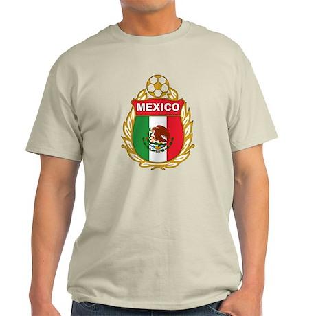 Mexico World Cup Soccer Light T-Shirt