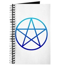 Blue Pentacle Journal