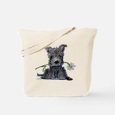 Scottish Garden Helper Tote Bag