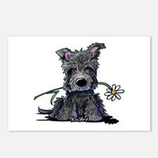 Scottish Garden Helper Postcards (Package of 8)