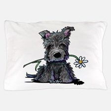 Scottish Garden Helper Pillow Case