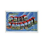 Camp Campbell KY TN Rectangle Magnet (10 pack)