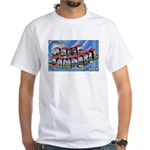 Camp Campbell KY TN White T-Shirt