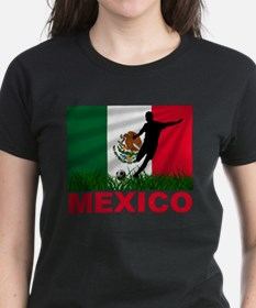 Mexico World Cup Soccer Tee