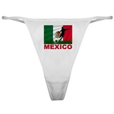 Mexico World Cup Soccer Classic Thong