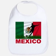 Mexico World Cup Soccer Bib