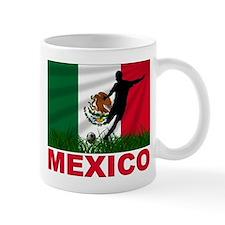 Mexico World Cup Soccer Mug