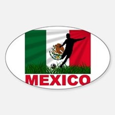 Mexico World Cup Soccer Decal