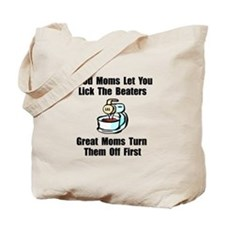 Mom Lick The Beaters Tote Bag