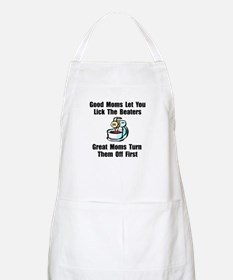 Mom Lick The Beaters Apron