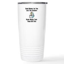 Mom Lick The Beaters Travel Mug
