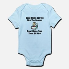Mom Lick The Beaters Infant Bodysuit