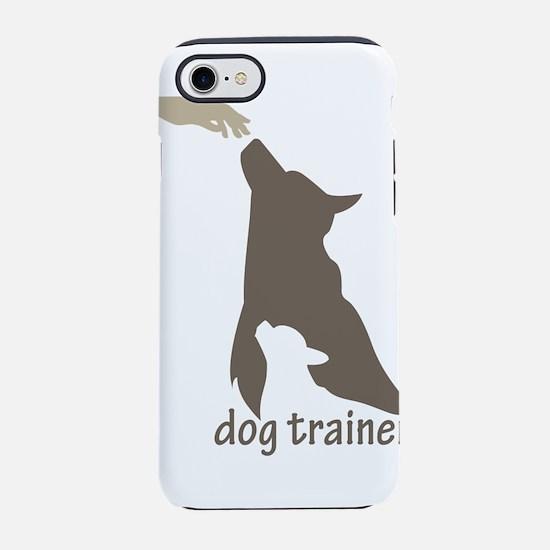 dog trainer iPhone 7 Tough Case