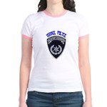 Israel Police Jr. Ringer T-Shirt