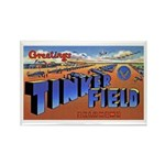 Tinker Field Oklahoma Rectangle Magnet