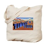 Tinker Field Oklahoma Tote Bag