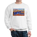 Tinker Field Oklahoma (Front) Sweatshirt