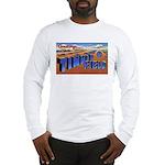 Tinker Field Oklahoma Long Sleeve T-Shirt