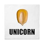 Unicorn Corn Queen Duvet