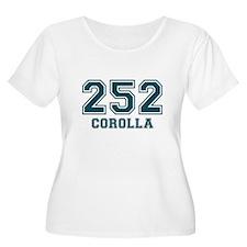 Corolla Area Code T-Shirt