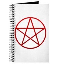 Red Pentacle Journal