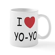 I heart Yo-Yo Mug