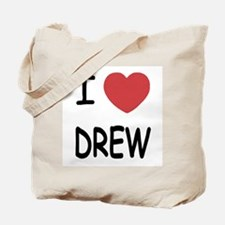 I heart Drew Tote Bag