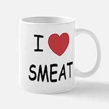 I heart Smeat Mug